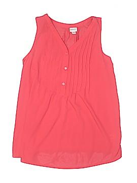 Merona Sleeveless Blouse Size S