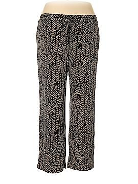 Roz & Ali Casual Pants Size 2X (Plus)