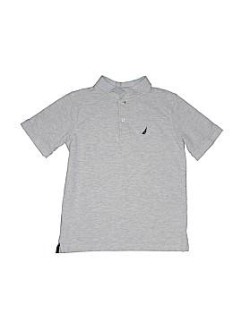 Nautica Short Sleeve Polo Size 5