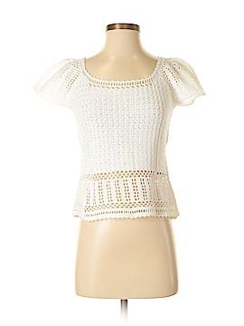 Josephine Chaus Short Sleeve Top Size S