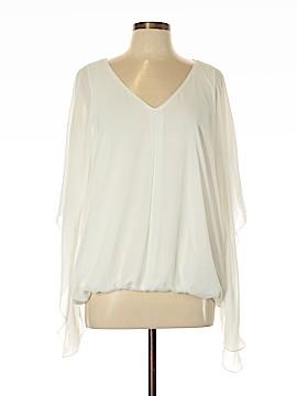 M.S.S.P. 3/4 Sleeve Blouse Size L