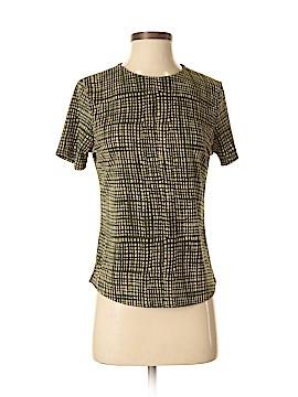 Liz Claiborne Collection Short Sleeve Blouse Size S