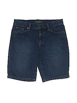 Lauren Jeans Co. Denim Shorts Size 4 (Petite)