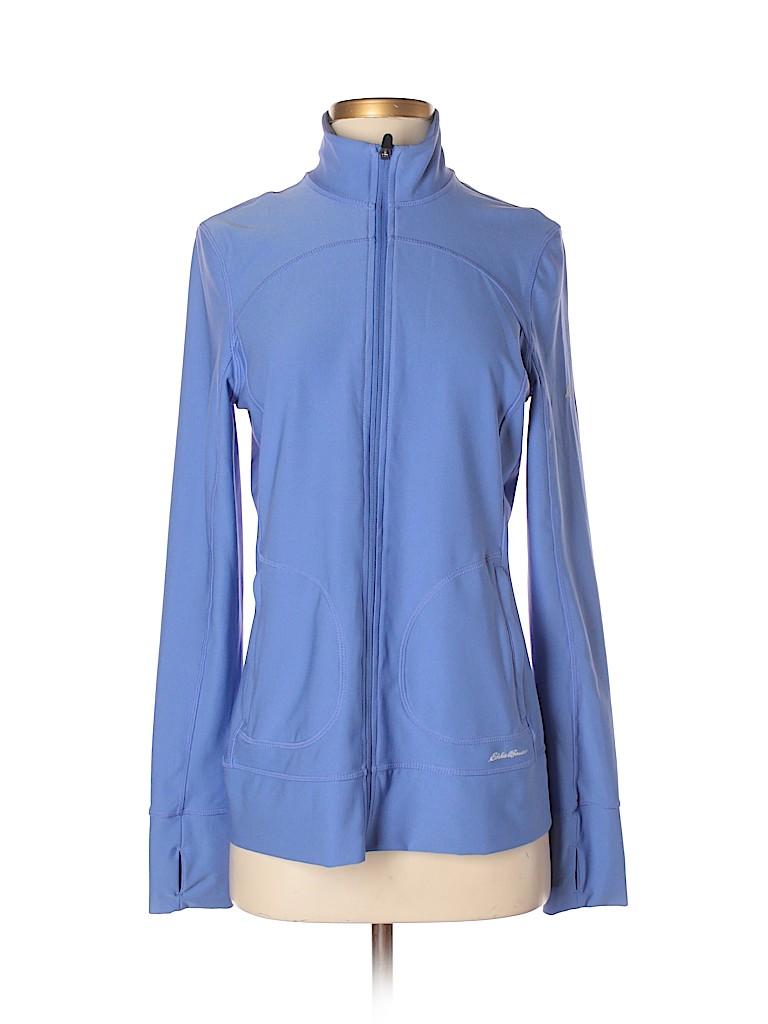 Eddie Bauer Women Track Jacket Size M