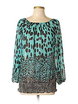 Mushka by Sienna Rose 3/4 Sleeve Blouse Size M