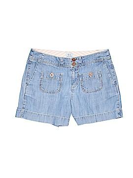 G.H. Bass & Co. Denim Shorts Size 2