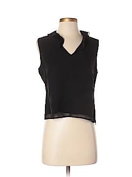Adrienne Vittadini Sleeveless Blouse Size 8