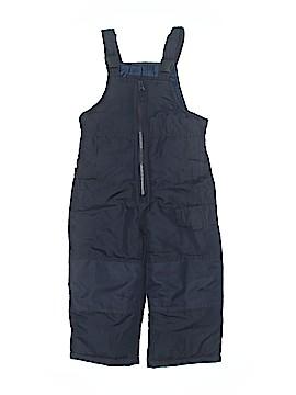 London Fog Snow Pants With Bib Size 3T