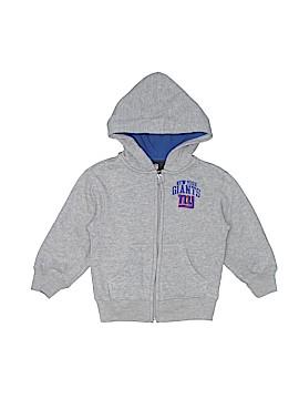 NFL Zip Up Hoodie Size 3T