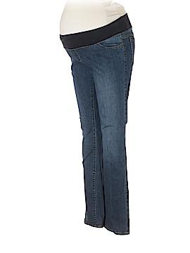 Liz Lange Maternity Jeans Size 10 (Maternity)