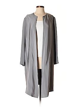 Peter Cohen Silk Cardigan Size S