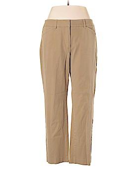 Talbots Outlet Khakis Size 14