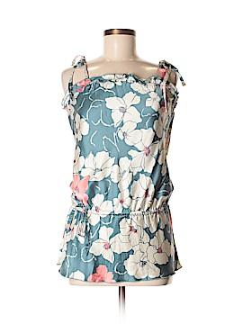 Kenzie Sleeveless Silk Top Size 6