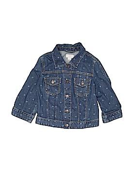 Ann Taylor LOFT Denim Jacket Size X-Small (Youth)