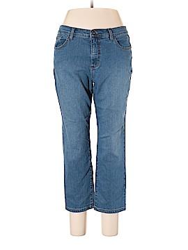 D&Co. Jeans Size 14 (Petite)