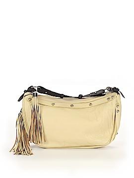 Barneys New York Leather Shoulder Bag One Size