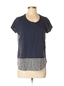Maison Jules Short Sleeve Top Size M