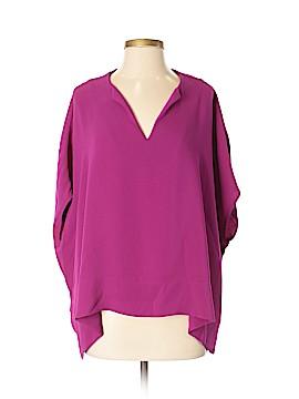 Diane von Furstenberg 3/4 Sleeve Blouse Size P