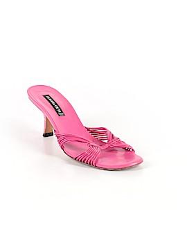 Claudia Ciuti Mule/Clog Size 6