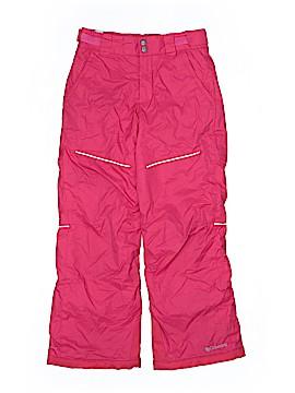 Columbia Snow Pants Size Medium kids(10-12)