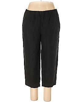 Purejill Linen Pants Size L