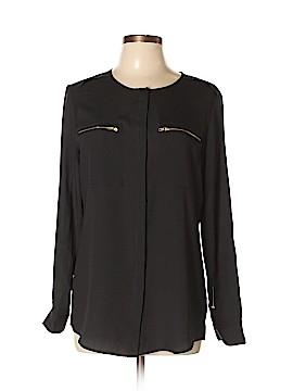 PREMISE Long Sleeve Blouse Size M
