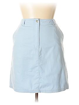 L.L.Bean Casual Skirt Size 16