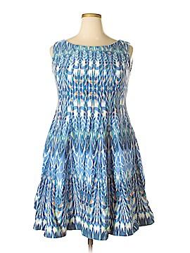DressBarn Casual Dress Size 16 (Plus)