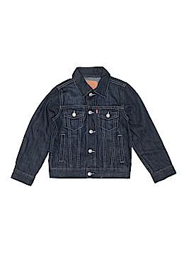 Levi's Denim Jacket Size 5T