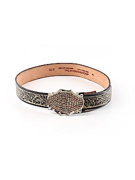 Leatherock Leather Belt 34 Waist
