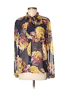Liz Claiborne Long Sleeve Blouse Size M