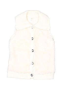 Gymboree Faux Fur Vest Size 5 - 6