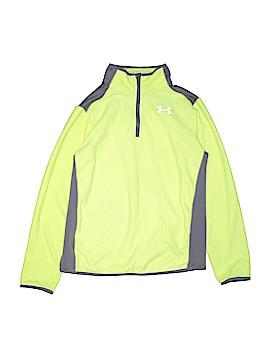 Under Armour Fleece Jacket Size X-Large (Youth)