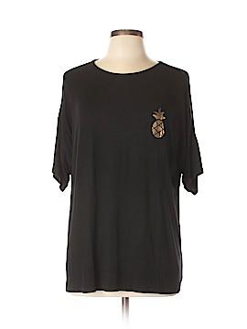 Boohoo Boutique Short Sleeve T-Shirt Size 14
