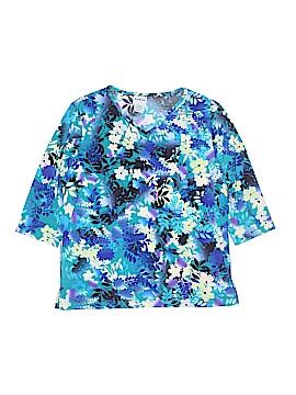 BonWorth 3/4 Sleeve Top Size M (Petite)