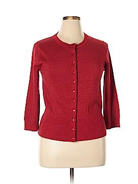 Evie Silk Cardigan Size L