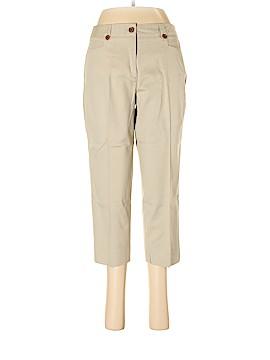 Kim Rogers Khakis Size 8 (Petite)