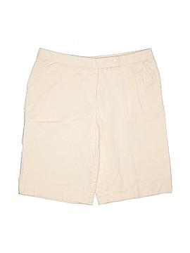 Coldwater Creek Khaki Shorts Size 16