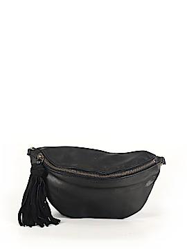 ASOS Leather Crossbody Bag One Size