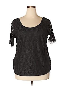 Bongo Short Sleeve Top Size 1X (Plus)