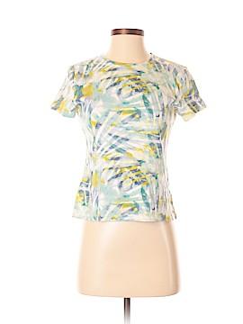 Croft & Barrow Short Sleeve T-Shirt Size S (Petite)