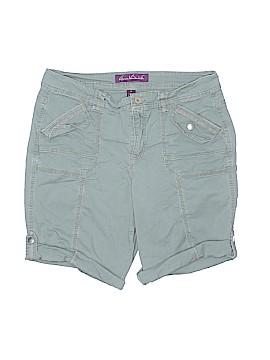 Gloria Vanderbilt Cargo Shorts Size 10