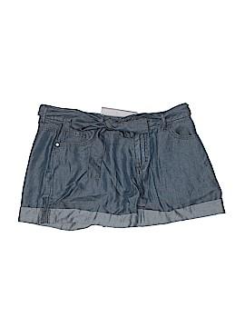 Jennifer Lopez Denim Shorts Size 6