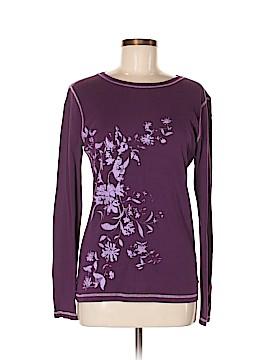 Eddie Bauer Long Sleeve T-Shirt Size Med