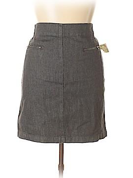 Focus 2000 Denim Skirt Size 14 (Petite)
