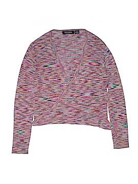 EVELYN & ARTHUR Silk Cardigan Size M