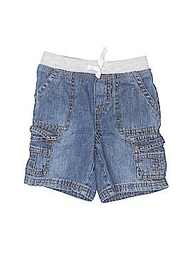 Cherokee Denim Shorts Size 2T
