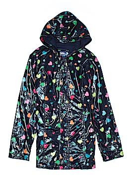 Justice Raincoat Size 16