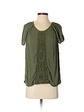 Fervour Short Sleeve Blouse Size S