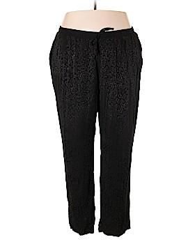 Lane Bryant Casual Pants Size 22 - 24 Plus (Plus)